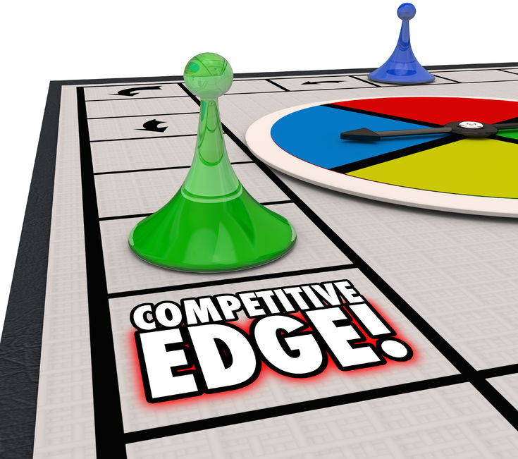 gain the competitive edge with social media marketing
